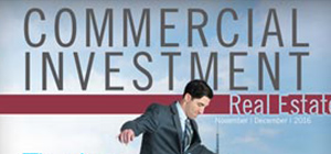 Commercial Investment Real Estate | November December 2016 cover
