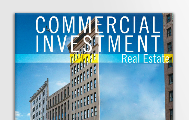 Commercial Investment Real Estate magazine cover